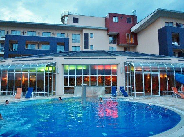 Grand hotel Primus, Terme Ptuj, Slovinsko: Podzimní relaxační pobyt v termálech, 4 noci