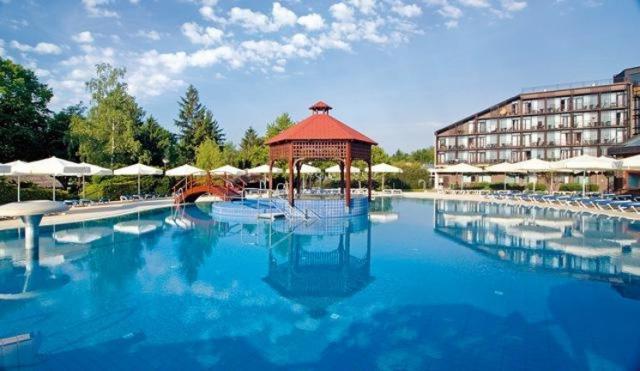 Hotel Ajda, Moravské Toplice, Slovinsko: Zimní relaxační pobyt