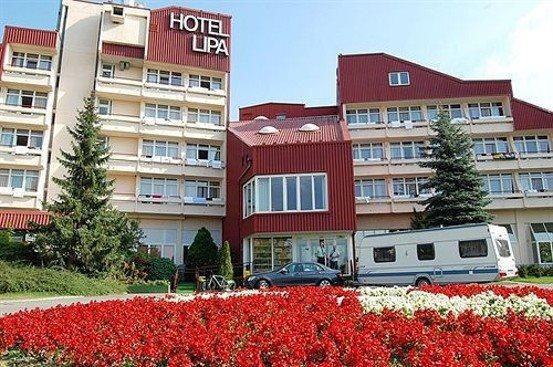 Hotel Lipa, Terme Lendava, Slovinsko: Zimní relaxační pobyt