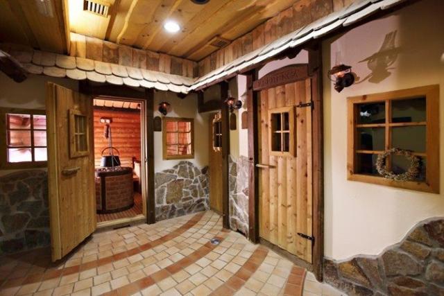 Hotel Zeleni Gaj, Terme Banovci, Slovinsko: Zimní relaxační pobyt