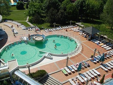 Hotel Lipa, Terme Lendava, Slovinsko: Rekreační pobyt 3 noci