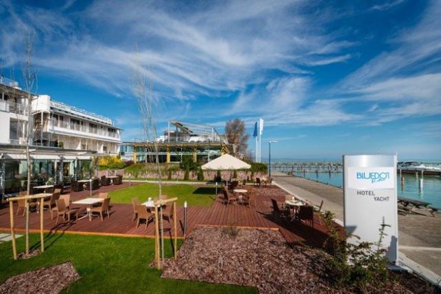 Hotel Yacht Wellness & Business, Siófok, akce 4=5 Rekreační pobyt 5 nocí