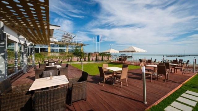 Hotel Yacht Wellness & Business, Siófok, Relaxační pobyt 3 noci