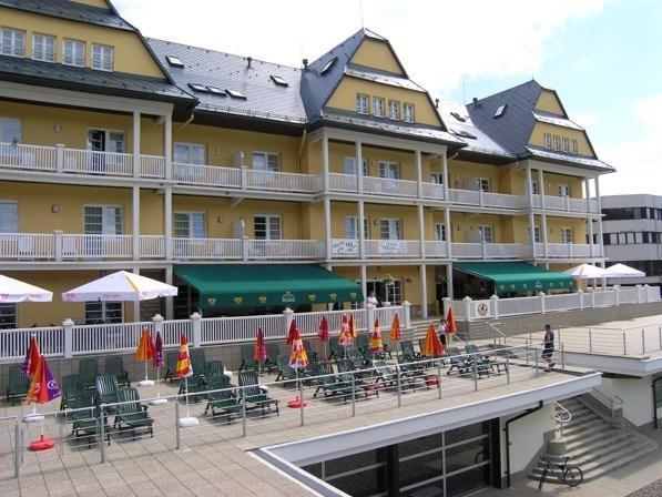 Grandhotel Strand, Vyšné Ružbachy, Vysoké Tatry, Slovensko: Wellness pobyt 3 noci