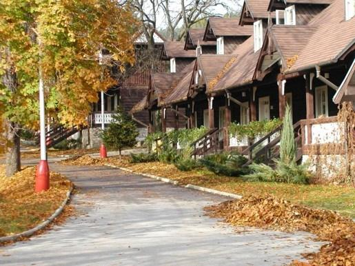 Švajčiarske domčeky, Vyšné Ružbachy, Vysoké Tatry, Slovensko: Wellness pobyt 2 noci
