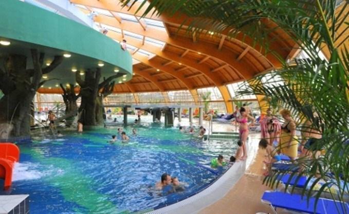 Aqua Sol, Lázně Hajdúszoboszló, Maďarsko: Relaxační pobyt 2 noci