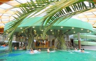 Aqua Sol, Lázně Hajdúszoboszló, Maďarsko: Relaxační pobyt 4 noci