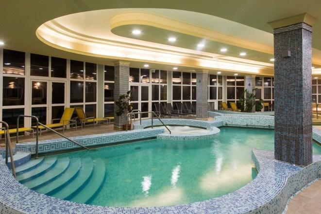 Hunguest Hotel Apolló, Hajdúszoboszló, Maďarsko: Relaxační pobyt 2 noci