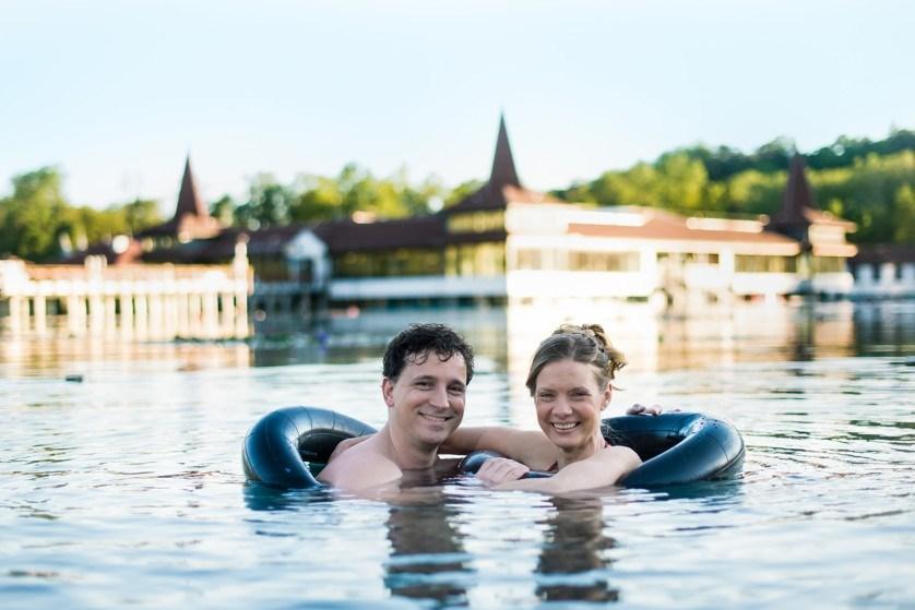 Hunguest Hotel Panoráma, Hévíz, Maďarsko: Relaxační víkend 2 noci