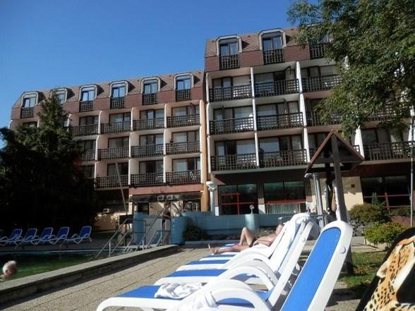 Danubius Health Spa Resort Sárvár, Sárvár, Maďarsko: AKCE 4=3 Relaxační pobyt 4 noci