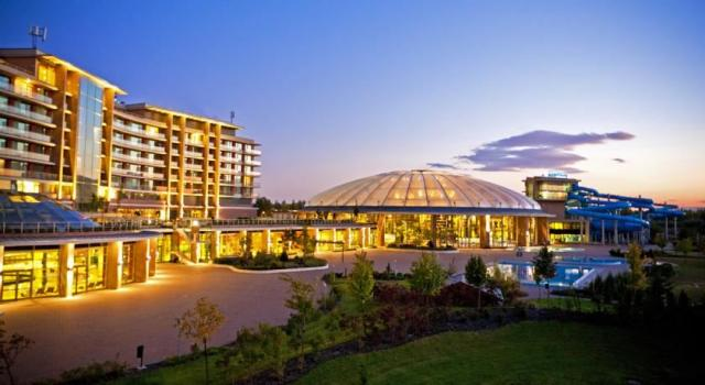 Aquaworld Resort (Ramada), Budapešt, Maďarsko: akce 3=2 Rekreační pobyt se snídaní 3 noci