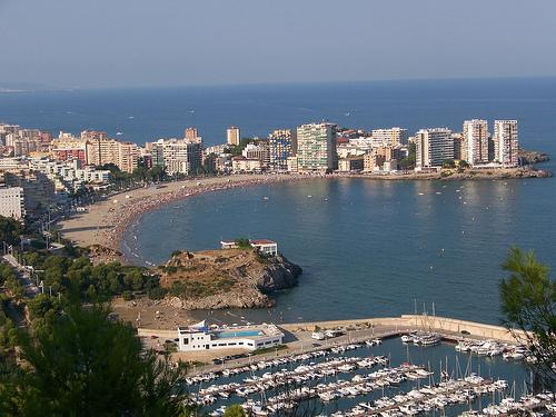 Apartmány 'městečko' - Oropesa del Mar