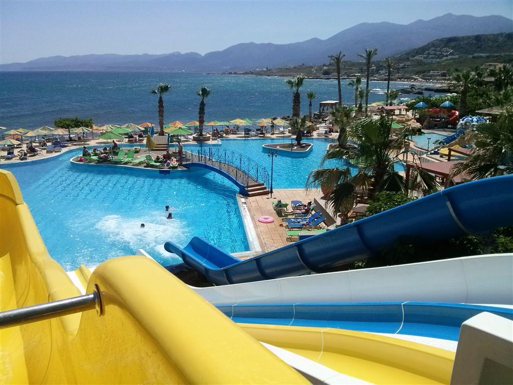Aquapark Eri Beach & Village