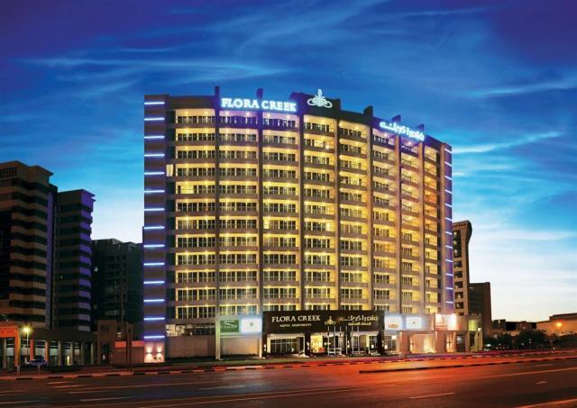Flora Creek Hotel Apartments