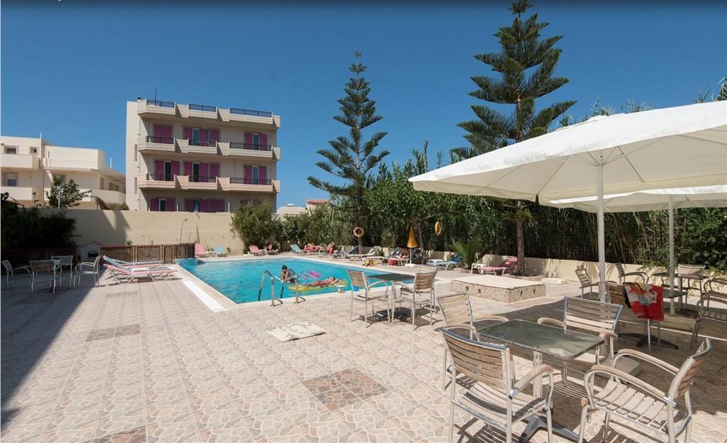 Eleni Palace Aparthotel