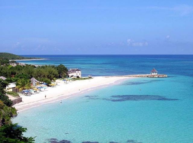 Přírodní krásy Jamajky