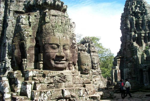 Město andělů, Bangkok s návštěvou Angkor Watu v Kambodži a s pobytem na ostrově Koh Chang