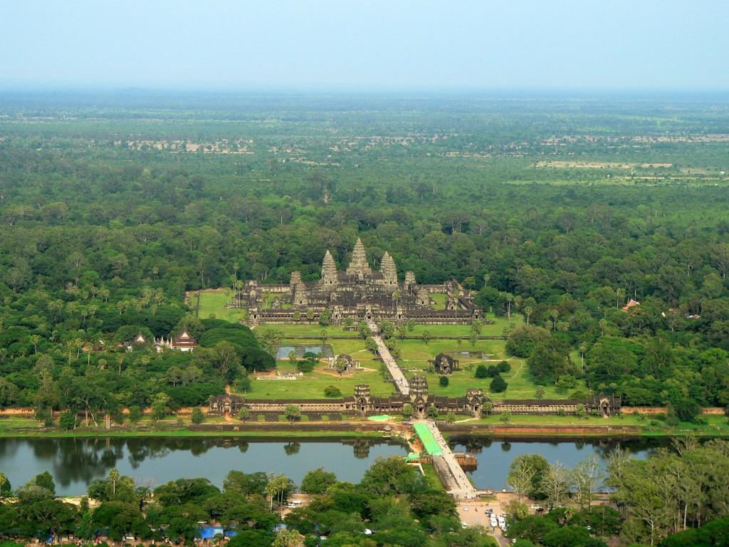 To nejkrásnější z Kambodži s pobytem v Sihanoukville