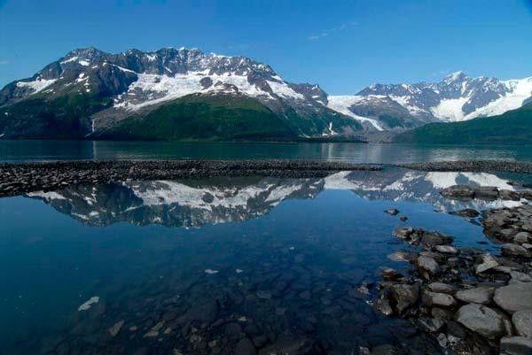 Aljaška - divoká, romantická, krásná