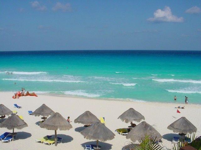 Prosluněné pláže Mexika s výletem za tajemnými Mayi