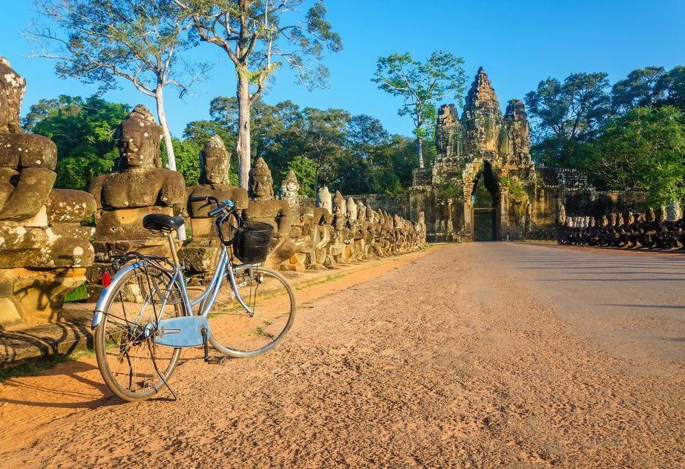 Komfortně: Kambodža - klenot jihovýchodní Asie - 17 dní