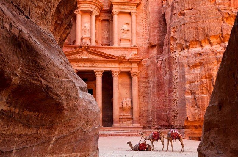 Jordánsko - po stopách biblických příběhů