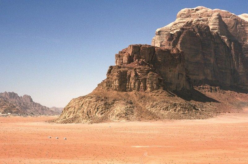 Přírodní a architektonické skvosty Jordánska