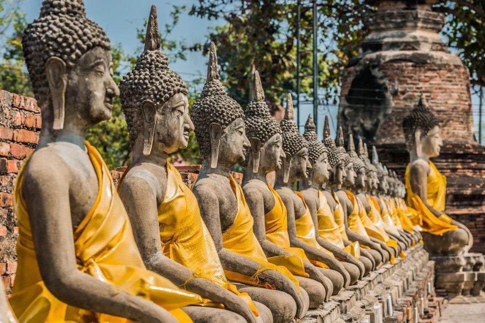 Okouzlující památky a příroda severního Thajska