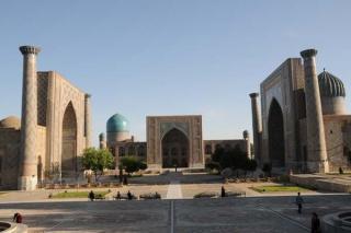 Uzbekistán – cesta pohádkovým orientem