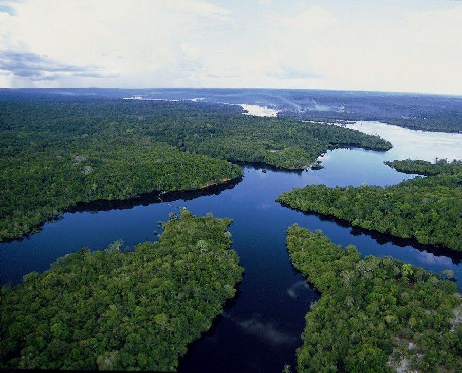 Brazílie -divočina v srdci Amazonie i památky UNESCO