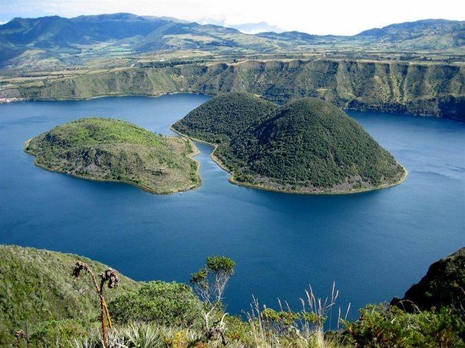 Ekvádor - incké tradice i cesta do středu Země
