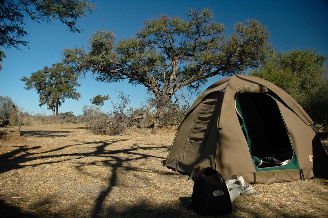 Přírodní divy jižní Afriky