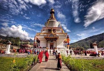 Tajuplný Bhútán a nejcennější skvosty Indie