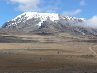 Výstup na Kilimanjaro, trasa Rongai