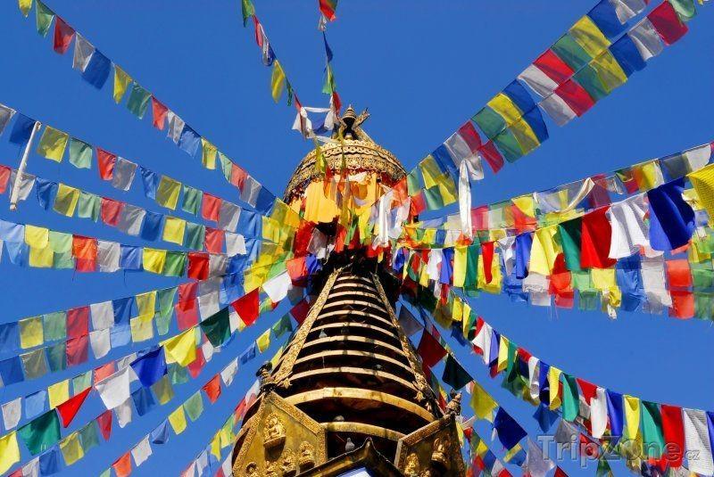 Skutečný Nepál s vyhlídkovým letem nad Mt. Everestem