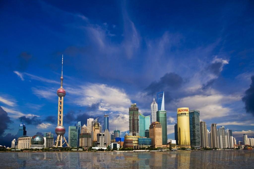 Objevování měst v Číně