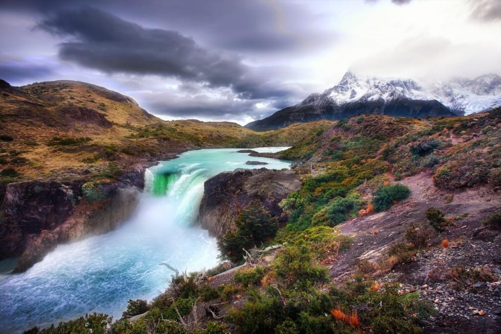 Přírodní krásy Chile