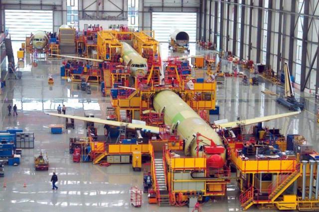 Airbus Hamburk