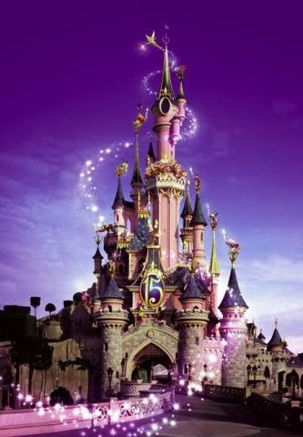 Pohádkový Disneyland a Paříž