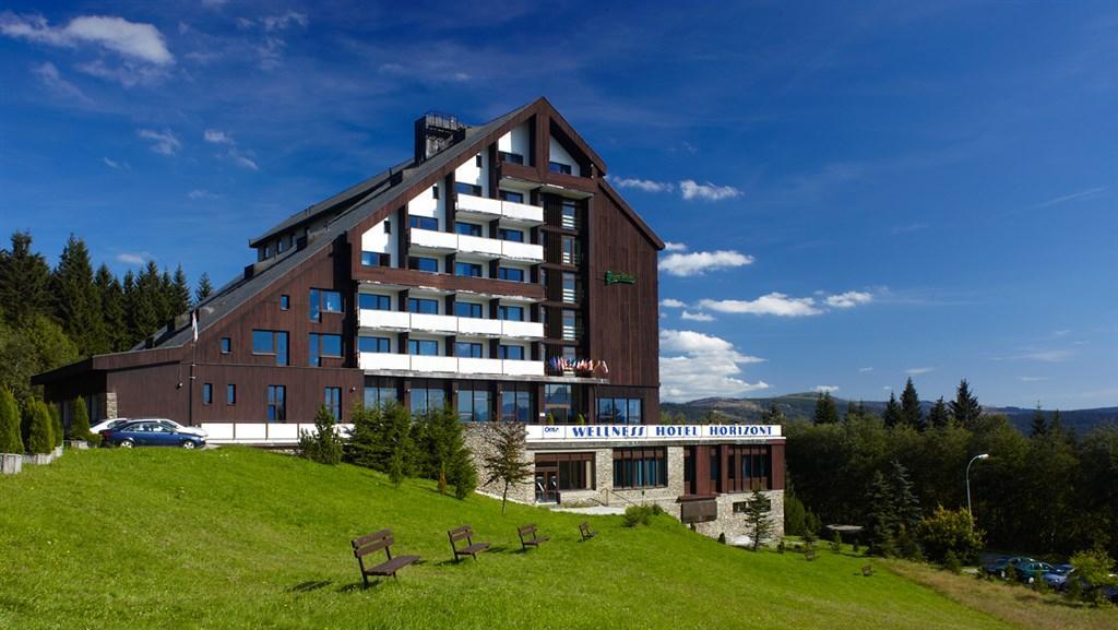 OREA Wellness Hotel Horiz...
