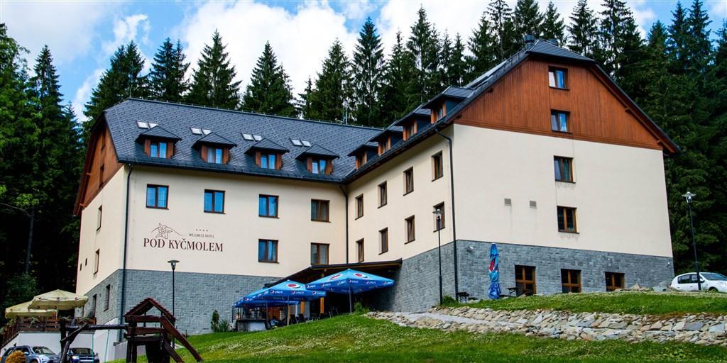 Wellness Hotel Pod Kyčmol...
