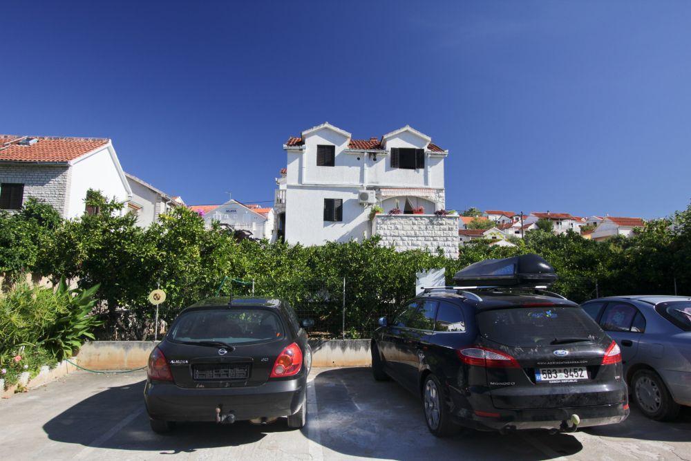 Apartmány Dina