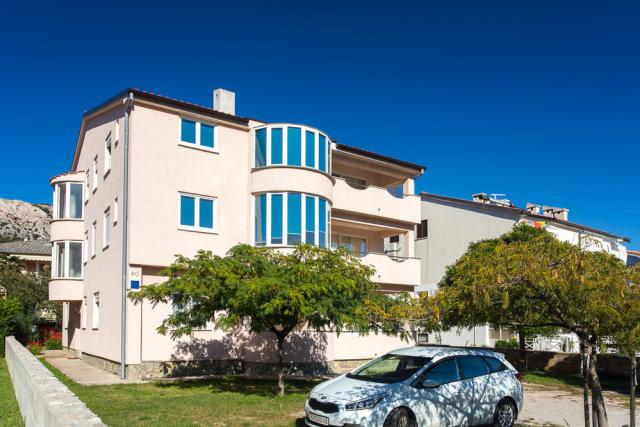 Apartmány Evita