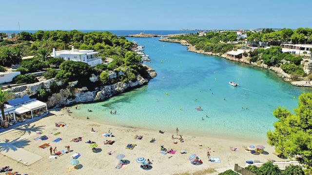 Menorka 55+ aparthotel Club Andria