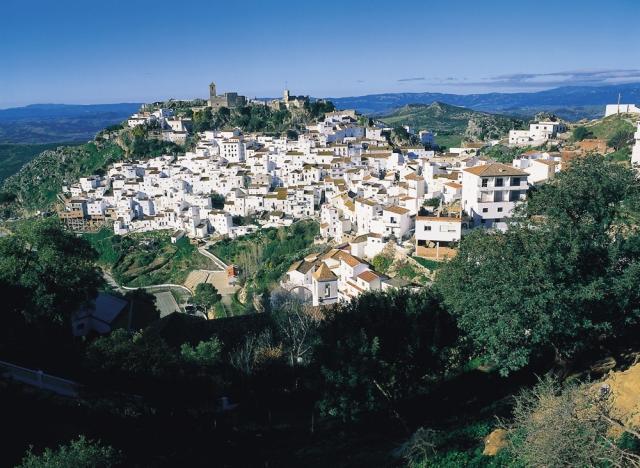 Andalusie 55+ hotel Las Palmeras