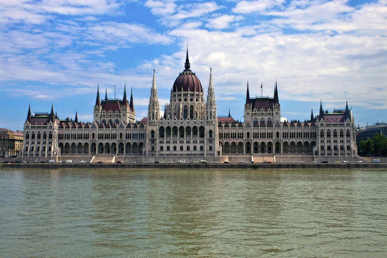 Maďarsko 55+ termální lázně