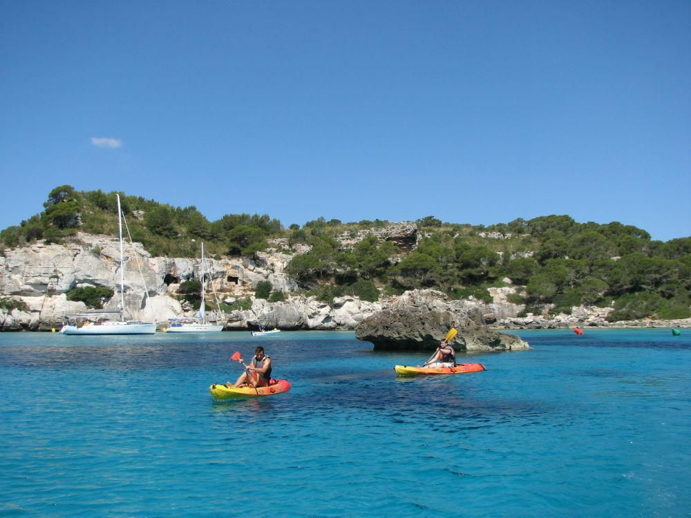 Menorka 55+ hotel Xaloc Playa