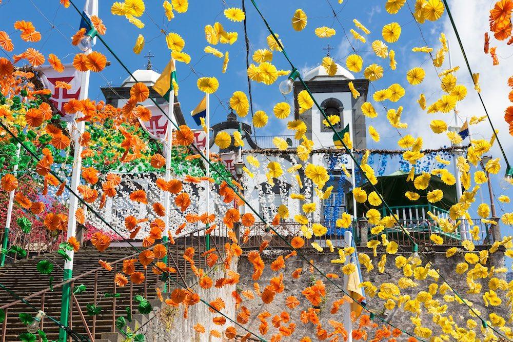 Madeira 55+ Květinové slavnosti