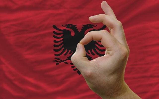 Albánie - SENIOR 55+ Albanian Star