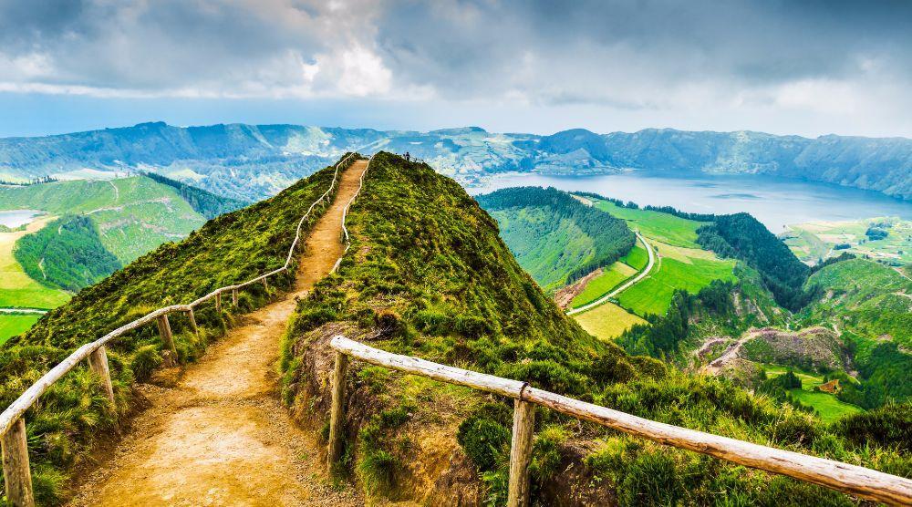 Azorské ostrovy - Senior 55+ Přírodní ráj uprostřed Atlantiku